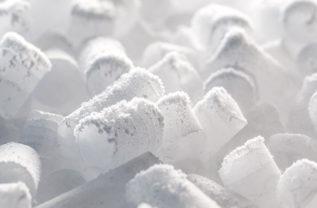 Зачем и для чего нужен сухой лёд