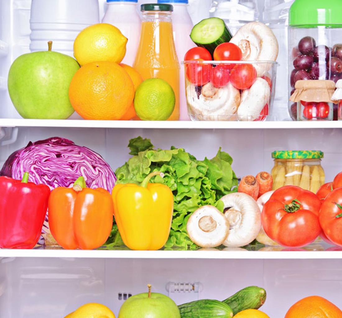 Применение сухого льда для хранения продуктов питания
